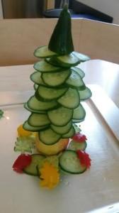 gezonde kerst snack