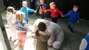 olifant joep in de groep